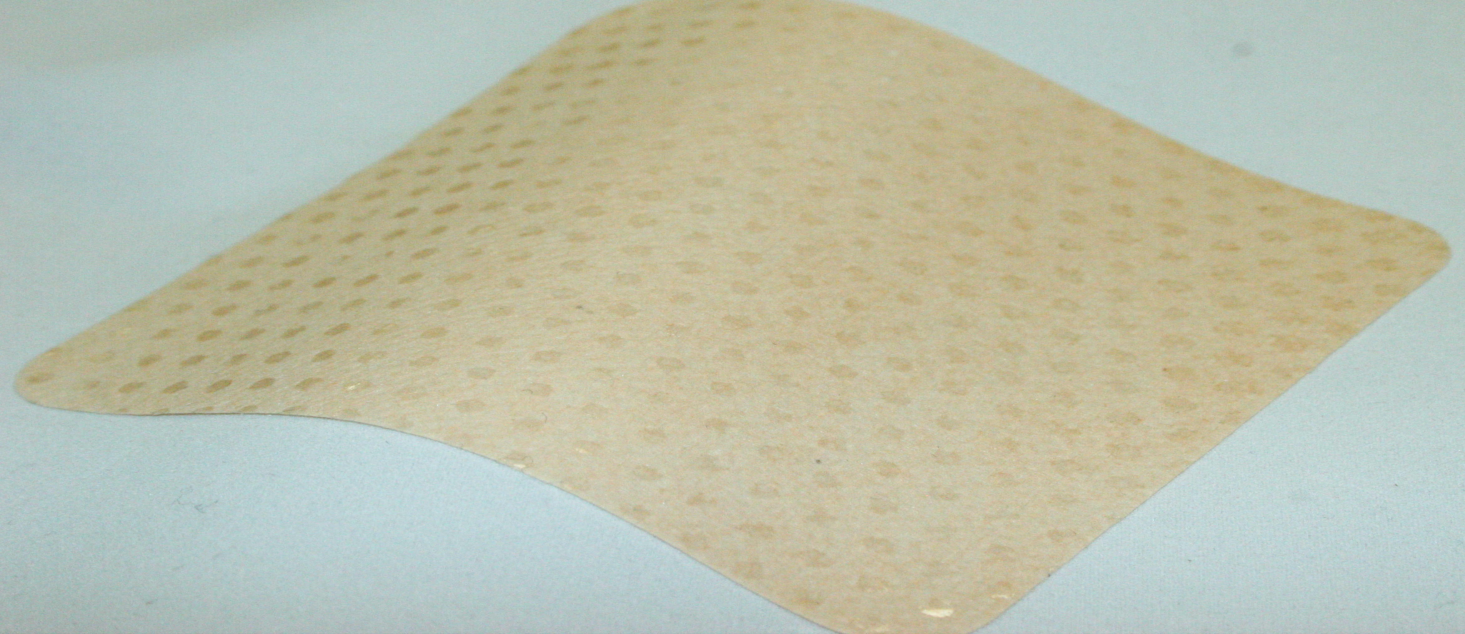 Silicone Gel Adhesives: Pattern Coating Technology